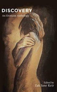 Image de la couverture de Discovery - un beau croquis d'une femme nue faisant face