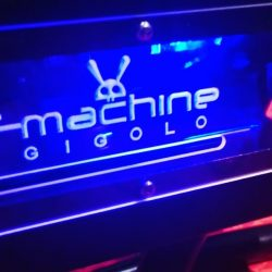 F-Machine Gigolo Sex Machine critique par Cara Sutra