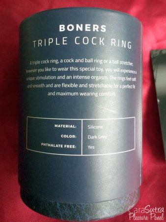 Boners Liquid Ring Multi Cock Ring Cock Review de Boners