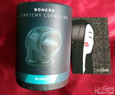 Boners Silicone Stretchy Cocksling Review